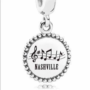 Pandora Nashville Charm